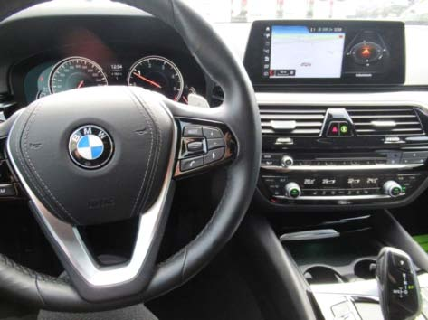 BMW 5er Reihe Touring 530d xDr ...