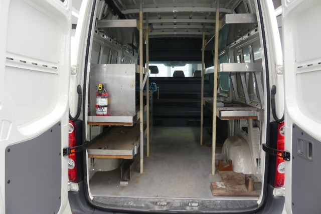 VW Crafter 35 Kaw. 3665 2.5 TD ...