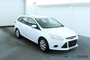 Ford Focus Station Wagon 1.0i EcoB 100 Trend, Weis...