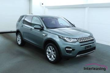 Land Rover Discovery Sport 2.0 TD4 180 HSE, Grau m...