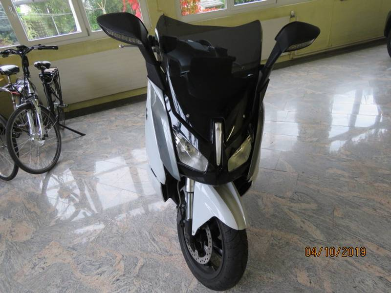 BMW C Evolution ABS, weiss, WB ...
