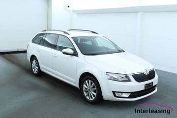 Skoda Octavia Co.2.0 TDI 184 Ambit.4x4 DSG, Weiss,...