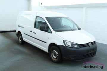 VW Caddy Maxi Kaw. 2.0 TDI 4motion, Weiss, WV1ZZZ2...