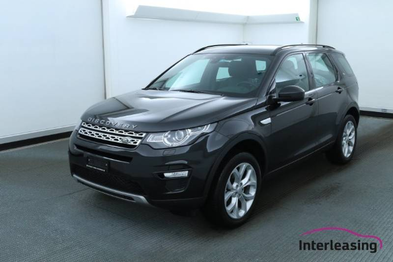 Land Rover Discovery Sport 2.0 ...