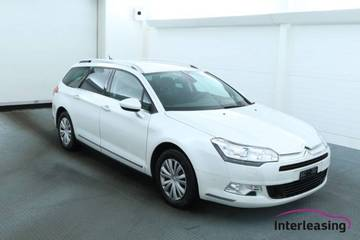 Citroën C5 Tourer 2.0 HDi 160 Exclusive, Weiss, VF...
