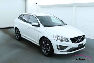 Volvo XC60 2.4 D4 Kinetic AWD S/S, Weiss, YV1DZA5C...