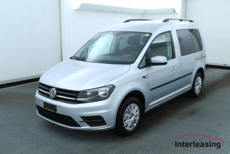 VW Caddy 2.0 TDI 102 Trendline ...