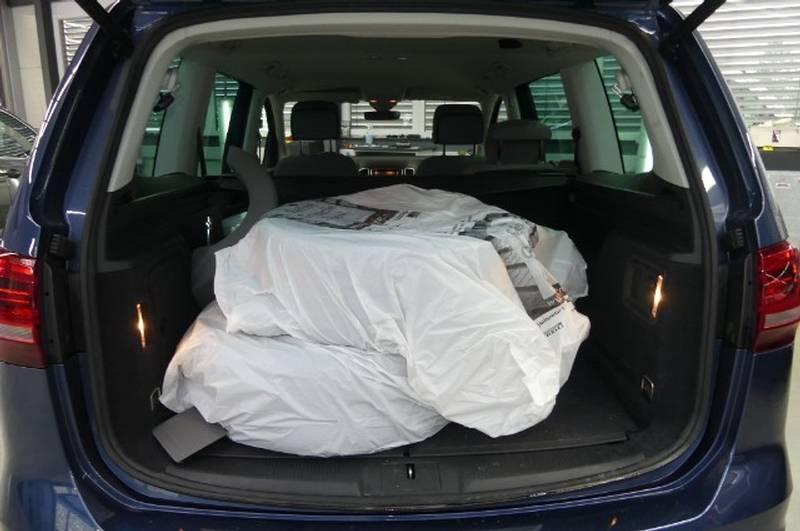 Autrada Fahrzeug Sharan Tdi Scr Comfortline
