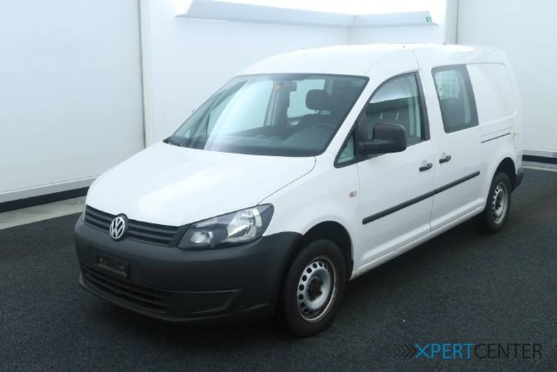VW Caddy Maxi Kombi 2.0 TDI 4m ...